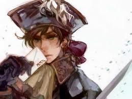 Papa As a Pirate!! >:3