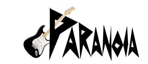 Paranoia guitarra