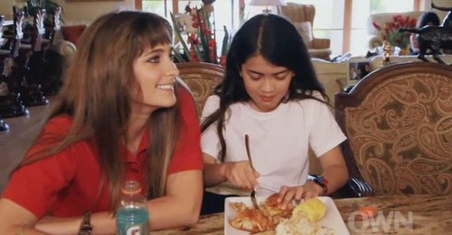 Paris Jackson and Blanket Jackson ♥