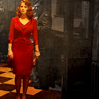 Image for Peggy Carter Captain America The First Avenger
