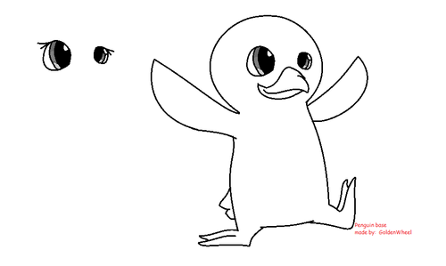 Penguin Base - fans-of-pom Photo