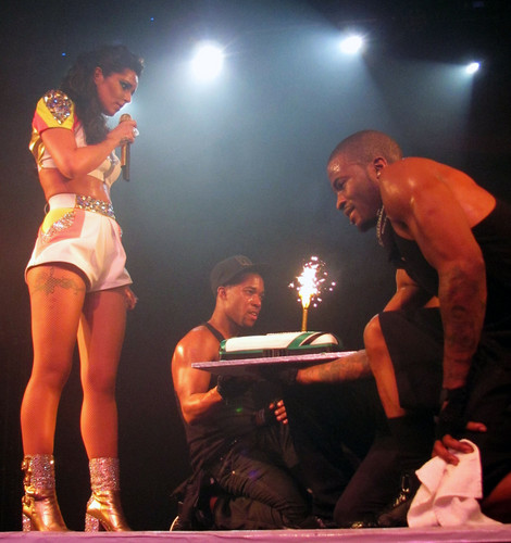 Performing At G-A-Y In London [16 June 2012] - cheryl-cole Photo