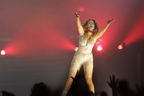 Performs During A tamasha In Panama City [14 June 2012]