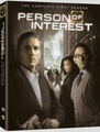 Person of Interest || Season 1 DVD