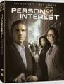 Person of Interest || Season 1 DVD