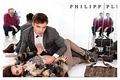 Philipp Plein Fall/Winter Campaign Photoshoot (MQ)