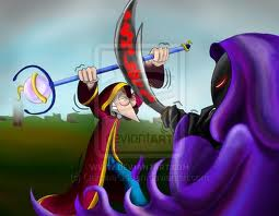 Phineas against the warlock