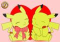 পিকাচু Valentine