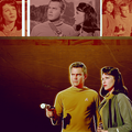 Pike and Number One - captain-christopher-pike fan art