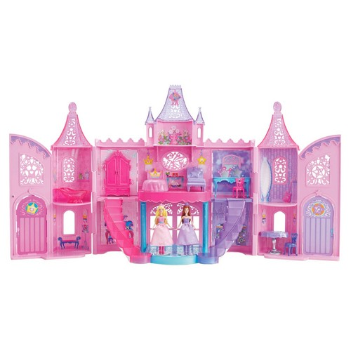 Barbie the Princess and the popstar wallpaper called Playset