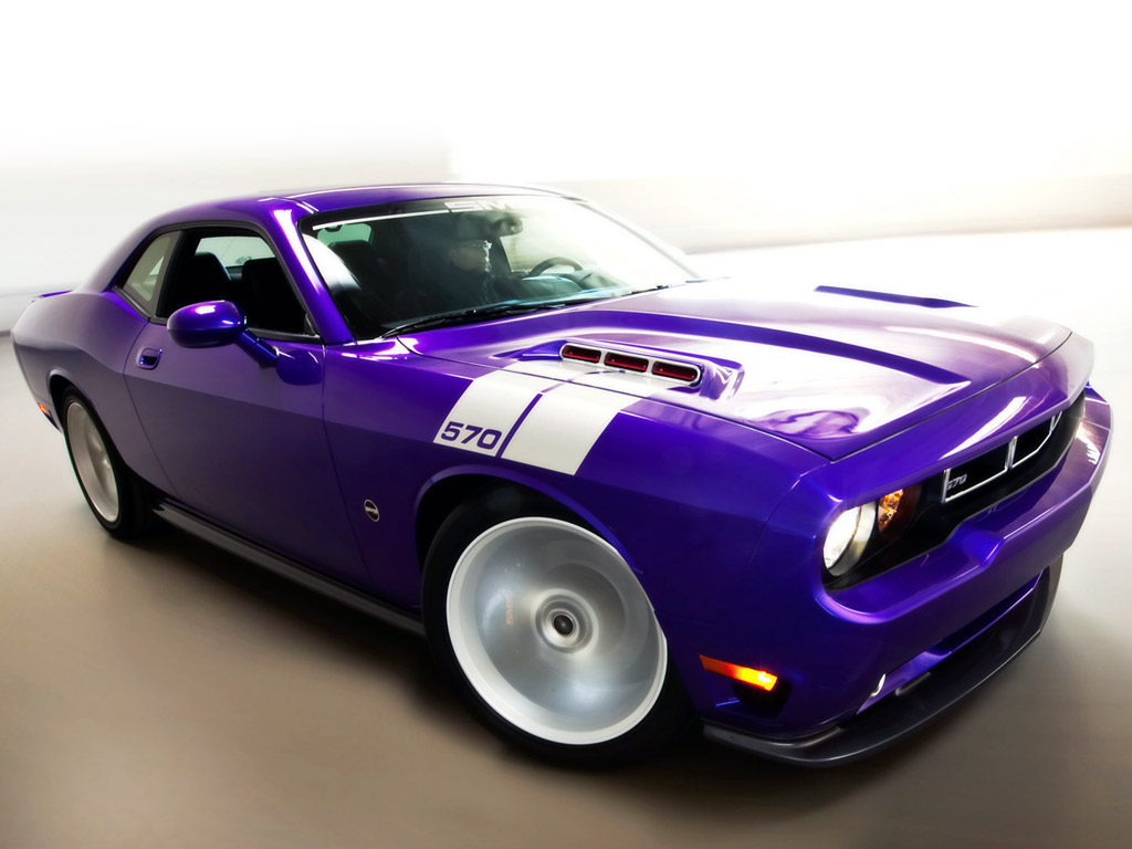 Dodge Images Plum Crazy 2009 Dodge Challenger Hd Wallpaper