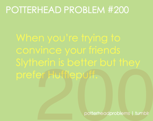 Potterhead problems 181-200