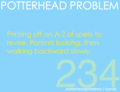 Potterhead problems 221-240