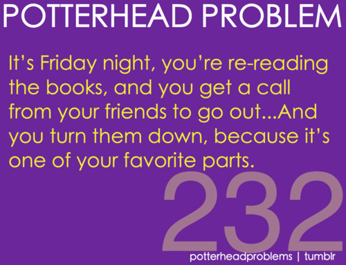 Potterhead problems 221-240
