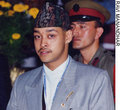 Prince Nirajan Bir Bikram Shah Dev, (6 November 1977 – 1 June 2001)