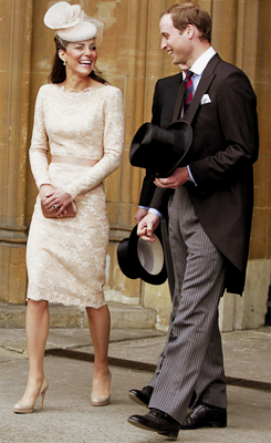 Prince William & Duchess Catherine - prince-william-and-kate-middleton Photo