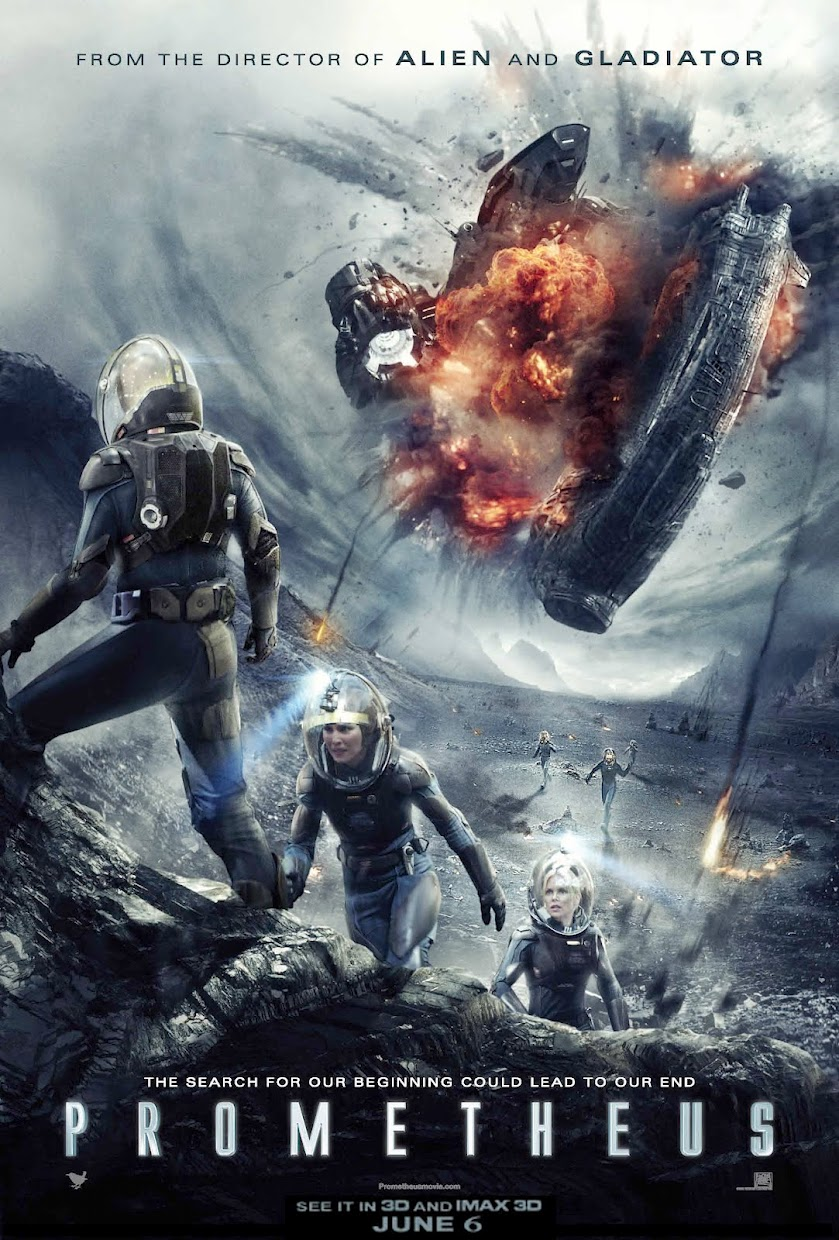 Prometheus 2012 film prometheus poster 2