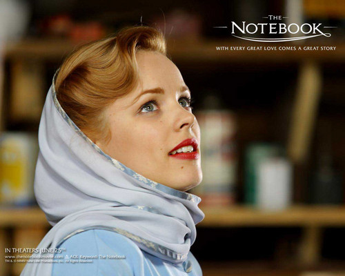 The Notebook wallpaper called Rachel McAdams