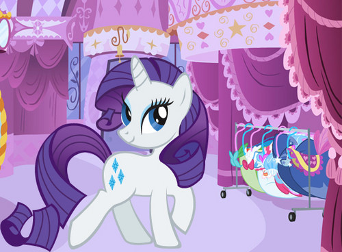 My Little Pony Friendship is Magic wallpaper probably containing anime called Rarity