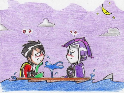 Raven and Robin