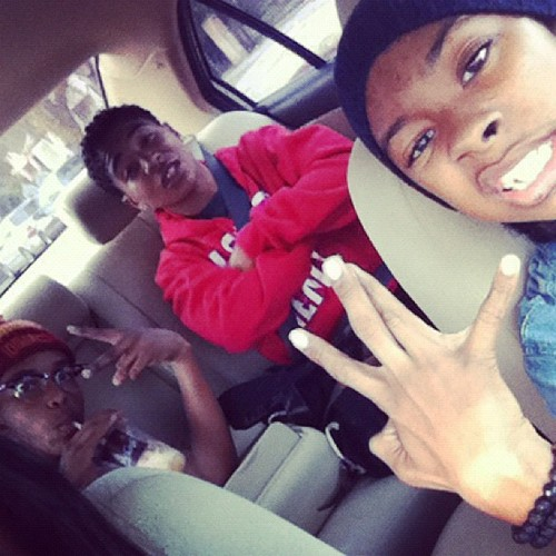 Ray,Prod,Roc - ray-ray-mindless-behavior Photo