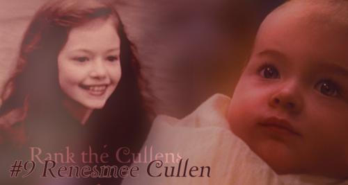 Renesmee Cullen ~ Nessie