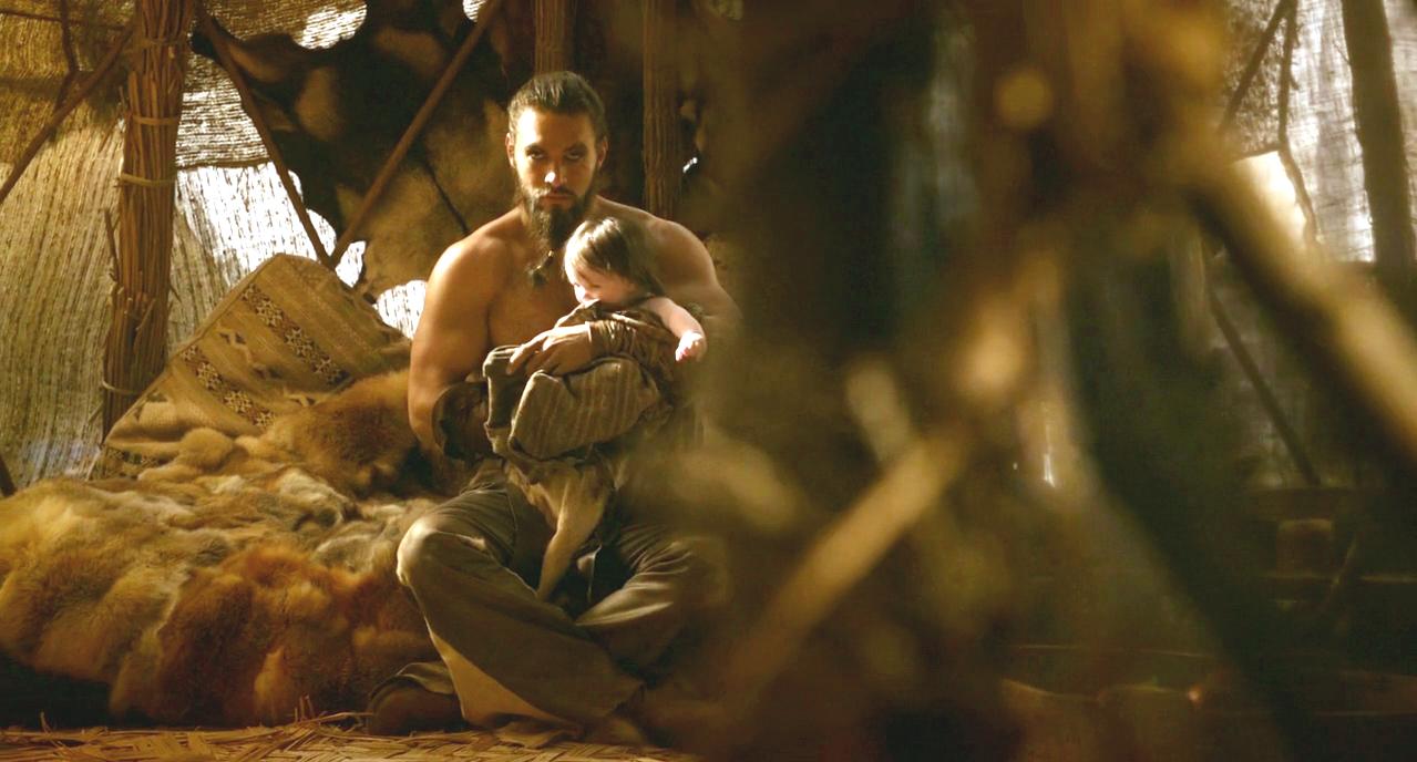 Rhaego and Drogo