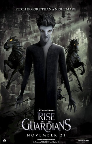 Rise of the Guardians Character Posters - Pitch