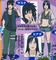 Road to Ninja new Sasuke and Hinata - uchiha-sasuke photo
