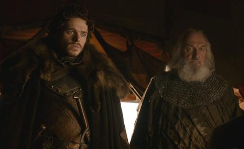 Robb and Rickard