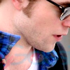 Robert Pattinson foto probably containing a portrait entitled Robert Pattinson <33