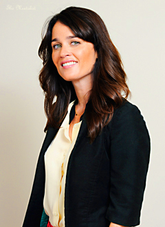 Robin Tunney is Japon