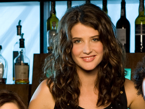 How I Met Your Mother kertas dinding containing a wine bar and a wine bottle titled Robin