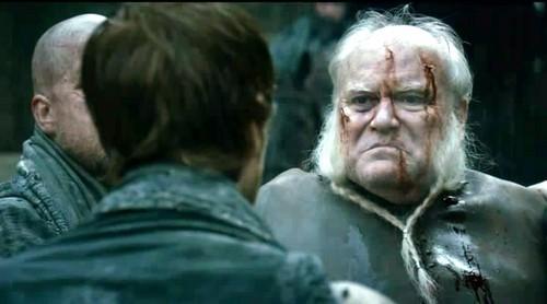 Rodrik and Theon