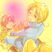Romano ❤ Italy icons. - hetalia-couples icon