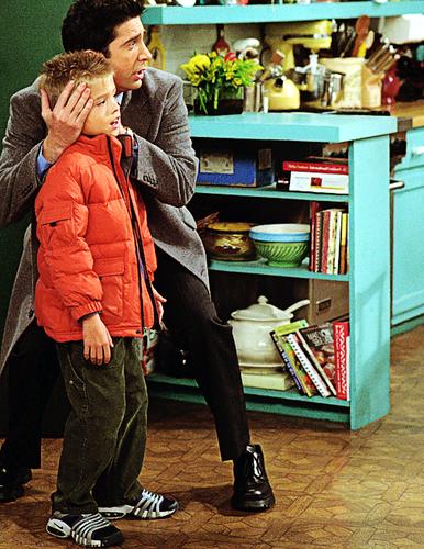 Ross Geller Hintergrund entitled Ross Geller