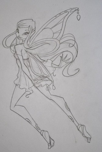 Roxy Enchantix (Sketch)