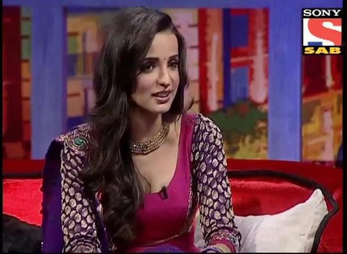 Sanaya irani in movers and shakers