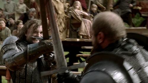 Sandor and Gregor