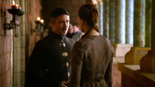 Sansa and Petyr - sansa-stark Photo