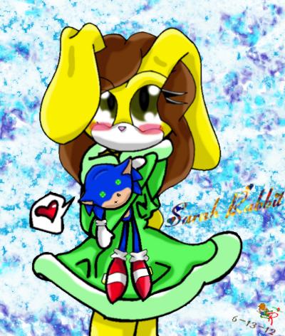 Sarah Rabbit