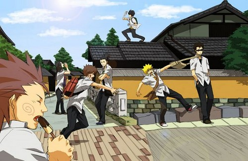 School is Out - naruto-shippuuden Photo