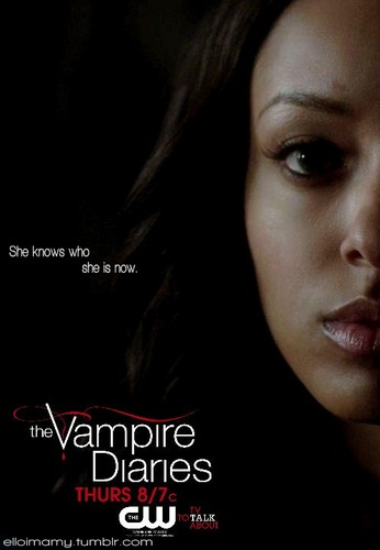 Season 4 Bonnie - the-vampire-diaries Fan Art