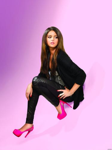 Selena - Photoshoots 2011 - Kate Turning