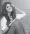 Selena - Photoshoots 2011 - Kate Turning
