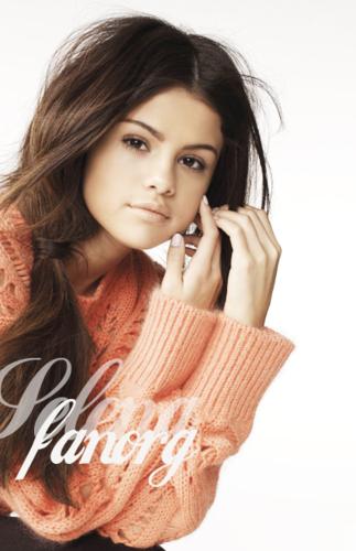Selena - Photoshoots 2012 - Glamour