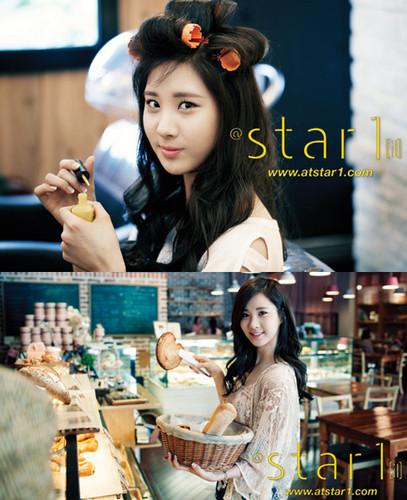 Seohyun @ Star1