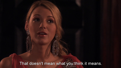Serena Van Der Woodsen wallpaper with a portrait titled Serena <3