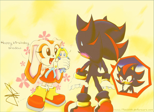 Shadow's gift!