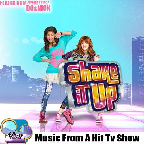 Shake it Up photoshoot